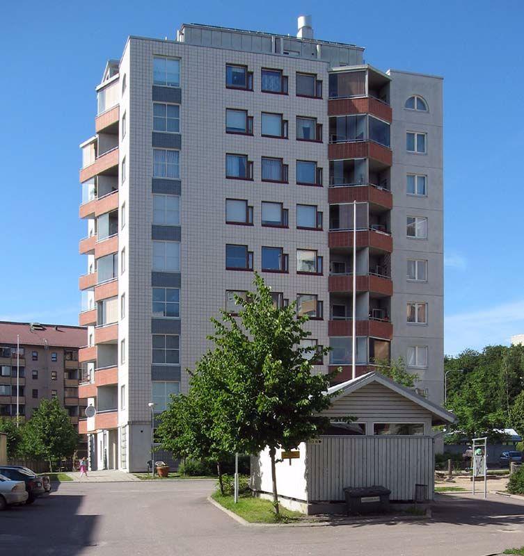 Saimaankatu Lahti