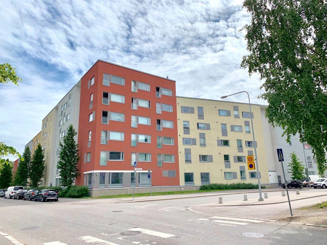 Lumo Asunnot Helsinki