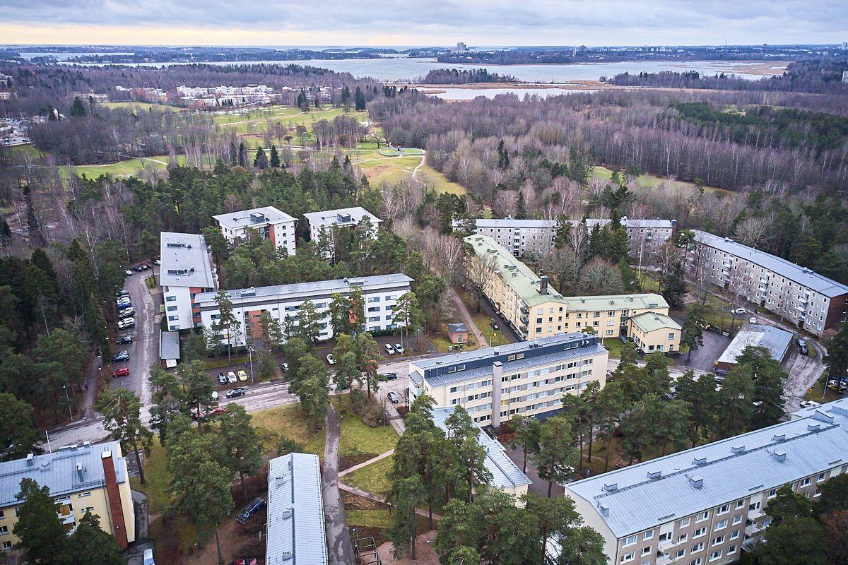 Pajamäki Helsinki