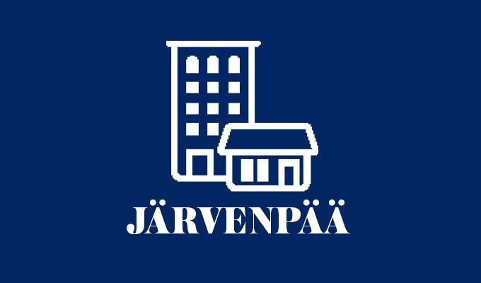 Rakenteilla kuva Lumo-kodeista Järvepäässä