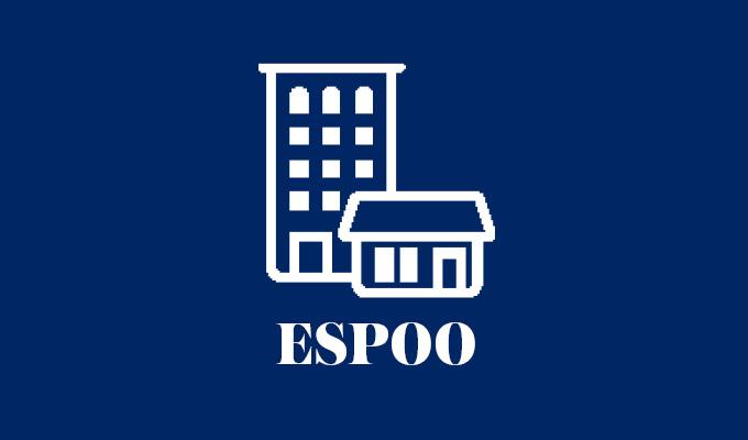Rakenteilla Lumo-uutuuskoteja Espoossa